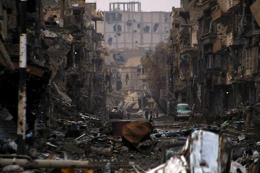 Deir Ezzor, Syria, January 2014 Photo: AFP/Getty