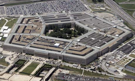 "The Pentagon is funding social science research to model risks of ""social contagions"" that could damage US strategic interests. Photograph: Jason Reed/REUTERS"