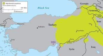 Τουρκία Κουρδιστάν